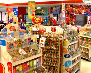 Yummmy! Jelly Belly Store!