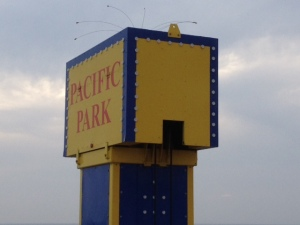Paradise Park at Santa Monica Pier