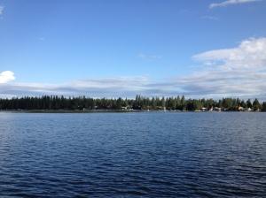 loon Lake, Washington